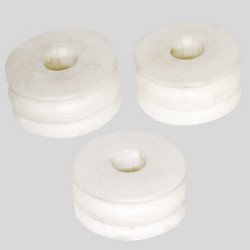 Jeu de galets pour aluminium et acier inoxydable PRM 50 FH - 3880110