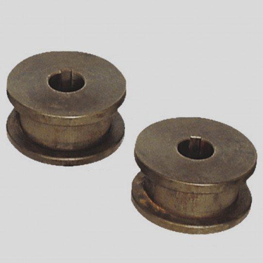 Jeu de rouleaux angulaires pour aluminium, acier inoxydable PRM 50 FH - 3880113