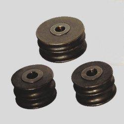 Jeu de galets ronds pour acier pour la PRM 60 FH - 3880410