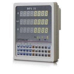 Système polyvalent de lecture numérique 3 axes  DPA 21 - 3384020