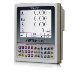 Système polyvalent de lecture numérique 3 axes  DPA 21 - 3384020 - 3384022