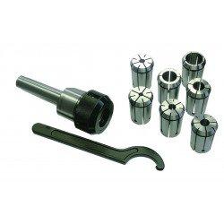 Coffret porte-pinces CM2 + Pinces 4,5,6,8,10,14,16 mm