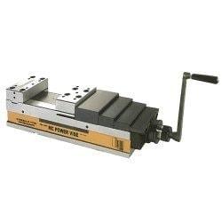 Etaux acier hydraulique  Optimum HCV 125 - 3536214