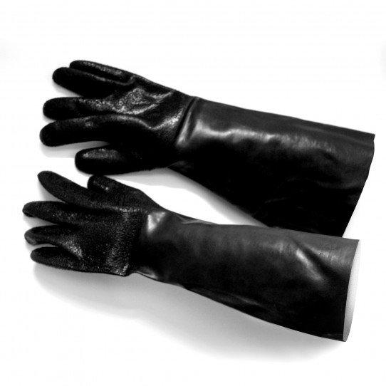 Paire de gants latex pour sableuse SSK3 et SSK4 - 6204120
