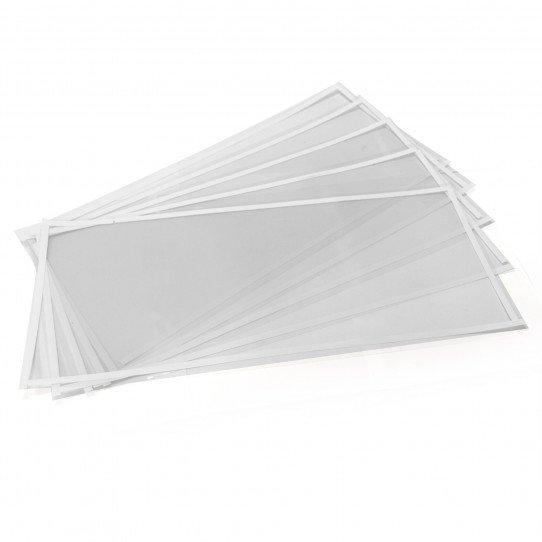 Lot de 5 films protecteur pour vitre de sableuse SSK4 - 6204151