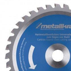 Lames Ø 230 mm Metallkraft