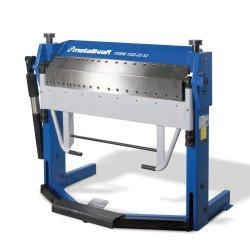 Plieuse manuelle Metallkraft FSBM 1020-20 S2
