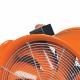Ventilateur/extracteur  mobile MV50 - Interrupteur