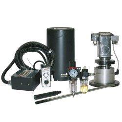 Système d'attachement pneumatique ISO 30 pour fraiseuse BF 30 Vario
