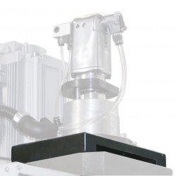 Plaque d'adaptation du système d'attachement pneumatique pour fraiseuse BF 46 Vario