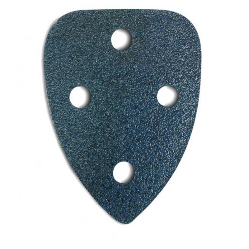 Papier abrasif grain 80 pour DS (les 10) - 2403506