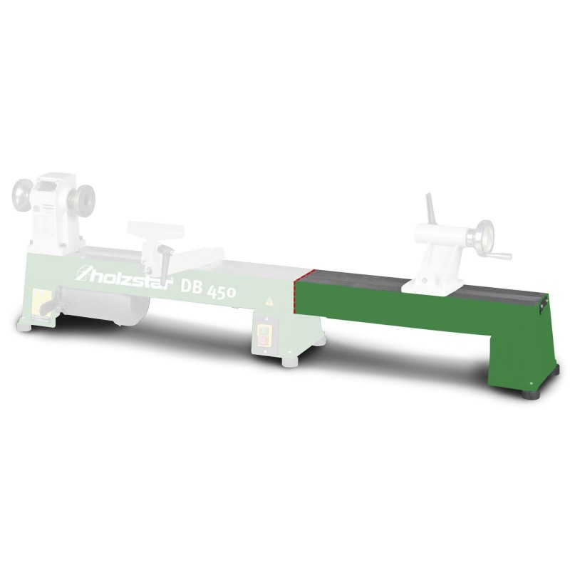 Rallonge de banc pour DB 450 - 5920451