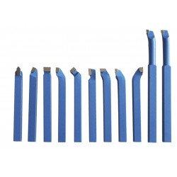 Jeu de 11 outils 8 mm à plaquettes