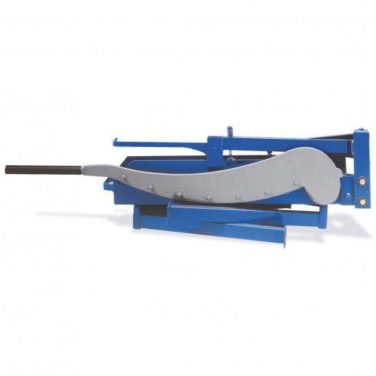 Cisaille universelle d'établi Metallkraft BSS 1000