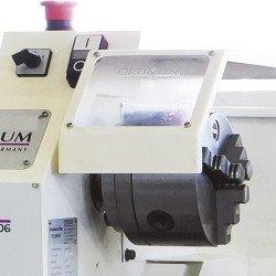 Tour à métaux  Optimum TU 2406 ( 230 V) - 3420350