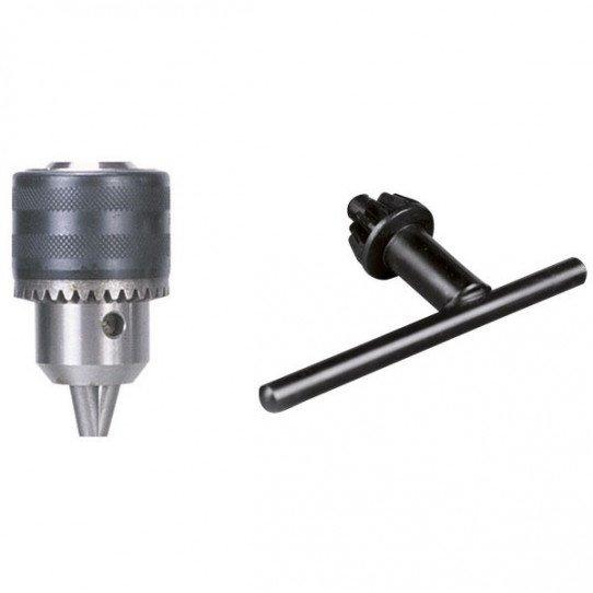 Mandrin 1.5 - 13 mm + clefs de serrage
