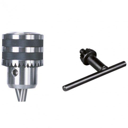 Mandrin 1 - 16 mm + clef de serrage