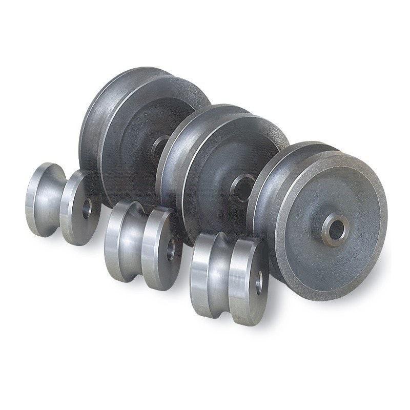 Jeu de matrices pour tuyaux pour la cintreuse Metallkraft UB 10