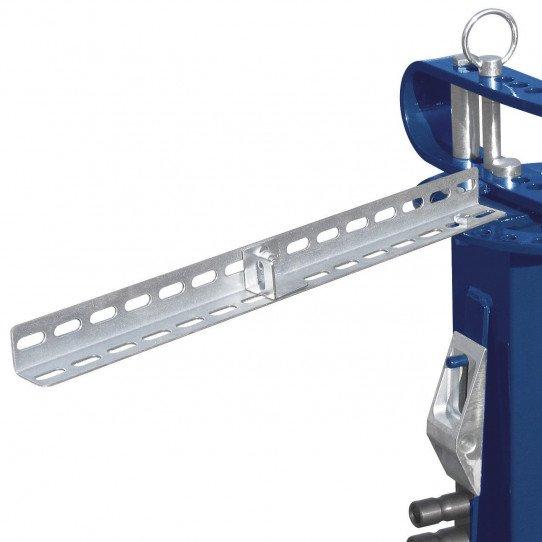 Butée réglable 10-200 pour cintreuse Metallkraft UB 10