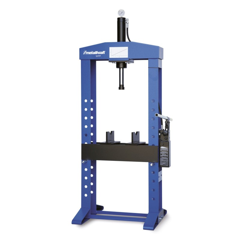 Presse hydraulique Metallkraft WPP 20