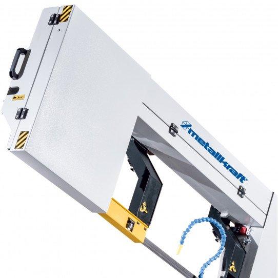 Scie à ruban Semi-Automatique  Metallkraft BMBS 460 x 600 HA-DG-F  - 3690067