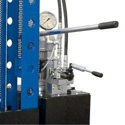 Presse motorisée  Metallkraft WPP 60 HBK - 4013060