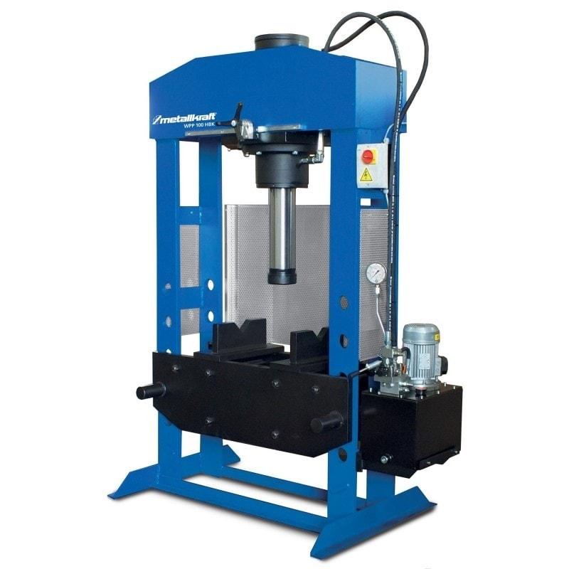 Presse motorisée  Metallkraft WPP 160 HBK - 4013160