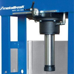 Presse motorisée  Metallkraft WPP 160 HBK D 1500 - 4013161