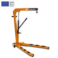 Grue d'atelier  Unicraft WK 1 TOP - 6214001