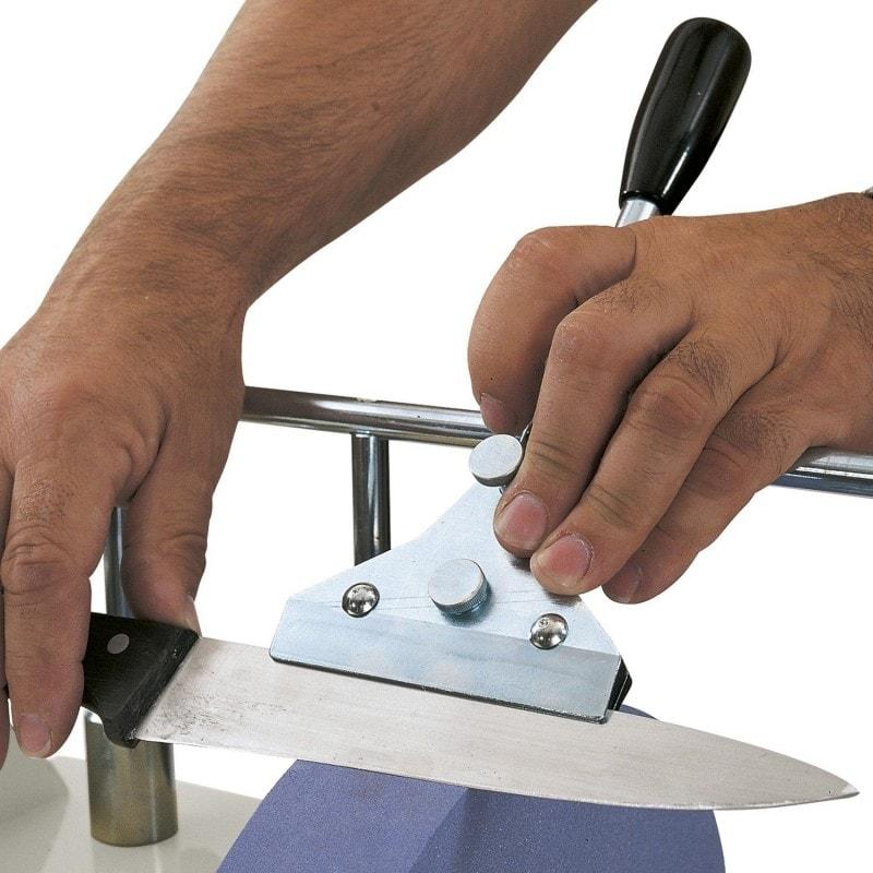 Dispositif pour couteaux lame longue pour affûteuse NTS 255 - 5760057 - 5760057