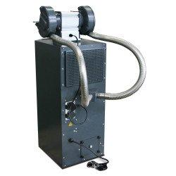 Socle de touret GU 1 avec groupe d'aspiration intégré - 3107110