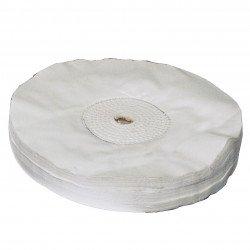 Disque souple de lustrage pour polissoirs Optimum