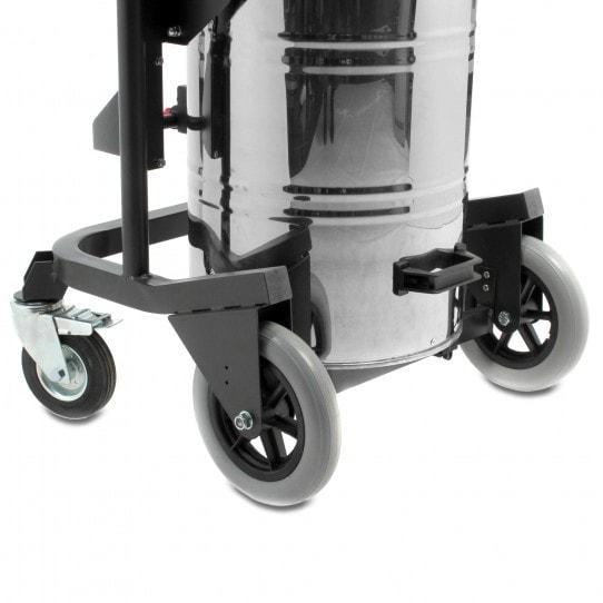 Aspirateur d'atelier  Cleancraft flexCAT 378 CYC-PRO