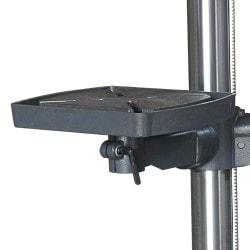 Perceuses d'établi et à colonne D 26 pro (400V), table de perçage.