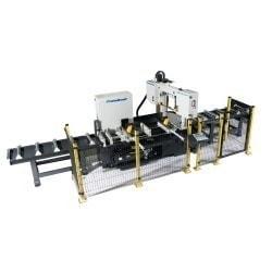 Scie à ruban Metallkraft HMBS 340 CNC DG X