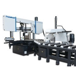 Scie à ruban Metallkraft HMBS 500 x 750 NC-DG X 2000