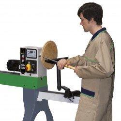 Tour à bois professionnel Holzstar DB 1200