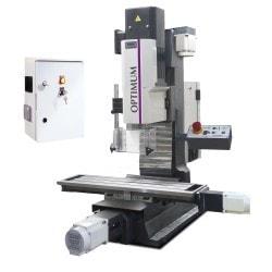 Fraiseuse  Optimum MH 25 CNC - Kit Standard