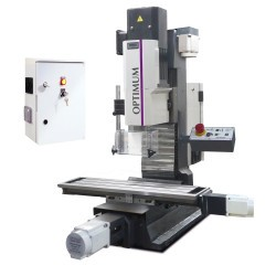 Fraiseuse  Optimum MH 25 CNC - Kit Standard