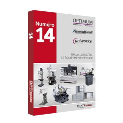 Catalogue travail du métal - N°14 Livré