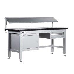 Suggestion de composition complète avec un coffre 1 tiroir Uniworks