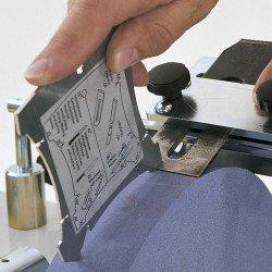 Gabarit d'angle Ø 250 mm pour affûteuse NTS 255 - 5790052 - 5790052