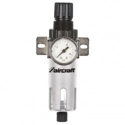 """Régulateur de pression filtre AC 1/4"""" 12 bars"""