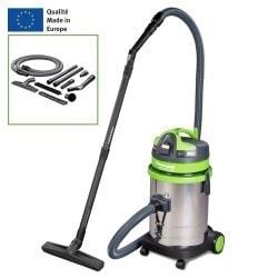 Aspirateur d'atelier Cleancraft dryCAT 133 IRSCA avec accessoires