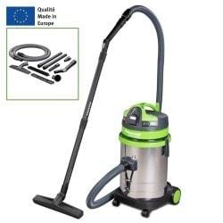 Aspirateur d'atelier Cleancraft dryCAT 133 IRSC avec accessoires