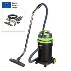 Aspirateur d'atelier Cleancraft dryCAT 137 RSCM avec accessoires