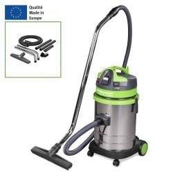 Aspirateur d'atelier Cleancraft dryCAT 133 IRSCM avec accessoires