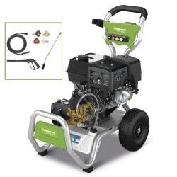 Nettoyeur haute pression  Cleancraft HDR-K 96-28 BL