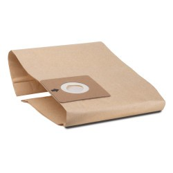 Lot de 10 sacs filtrants en papier pour flexCAT 110-A CLASS