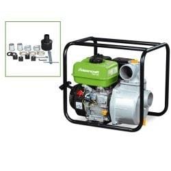 Pompe à eau claire ou peu chargée  Cleancraft FWP 80